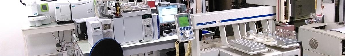 platforme analytique de Pure Laboratoire
