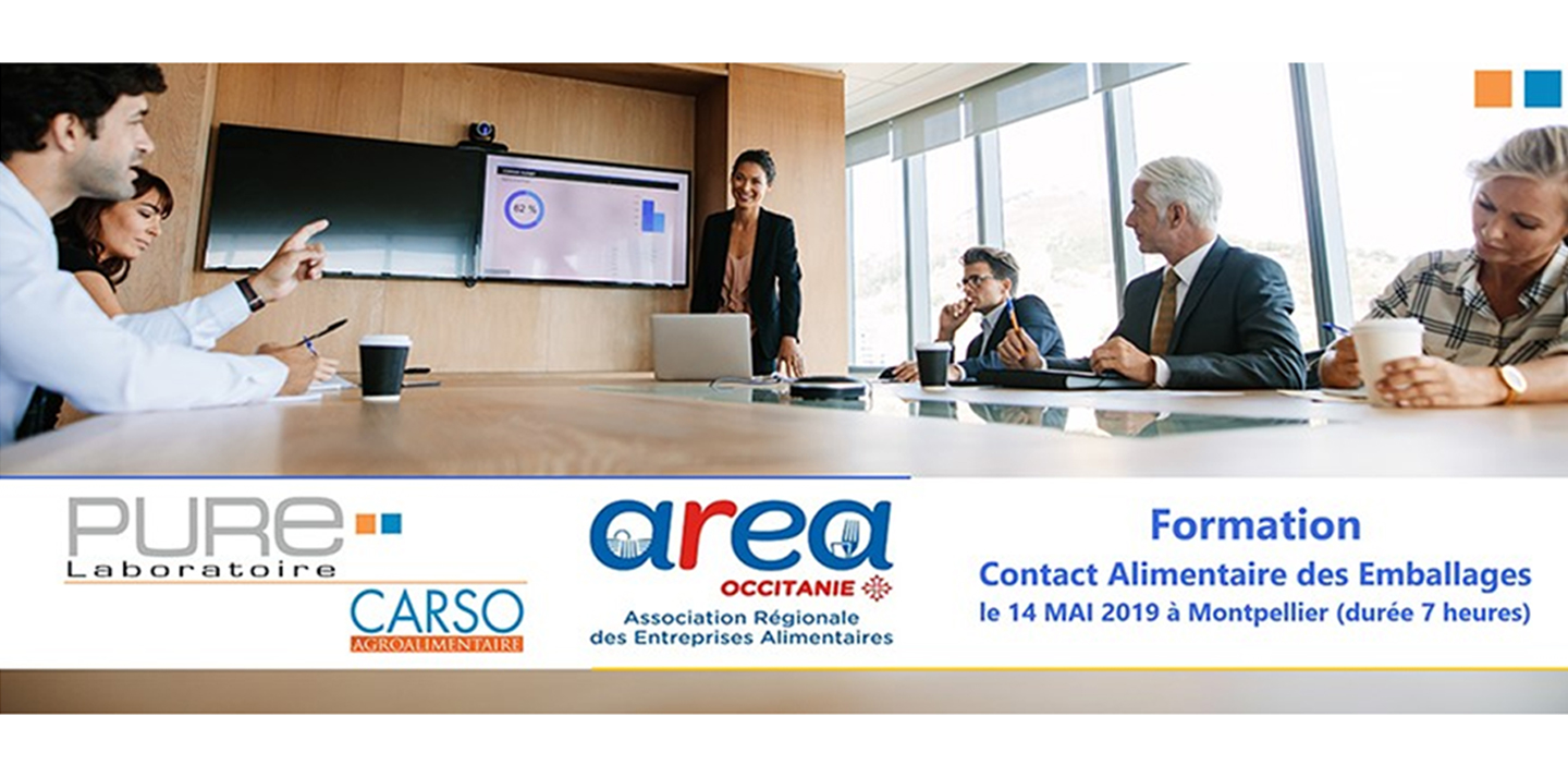 formation contact alimentaire